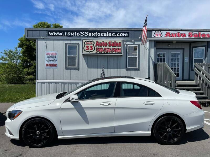 2014 Mercedes-Benz CLA for sale in Carroll, OH