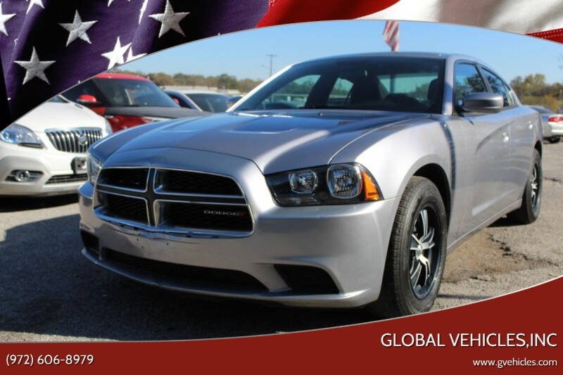 2014 Dodge Charger for sale at Global Vehicles,Inc in Irving TX