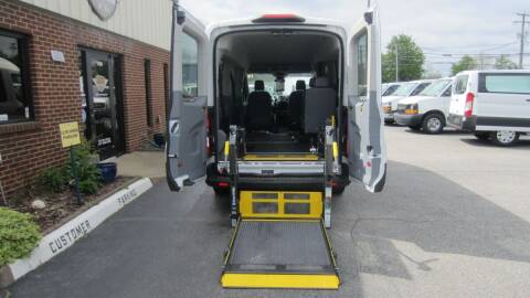 2019 Ford Transit Passenger for sale at Vans Of Great Bridge in Chesapeake VA