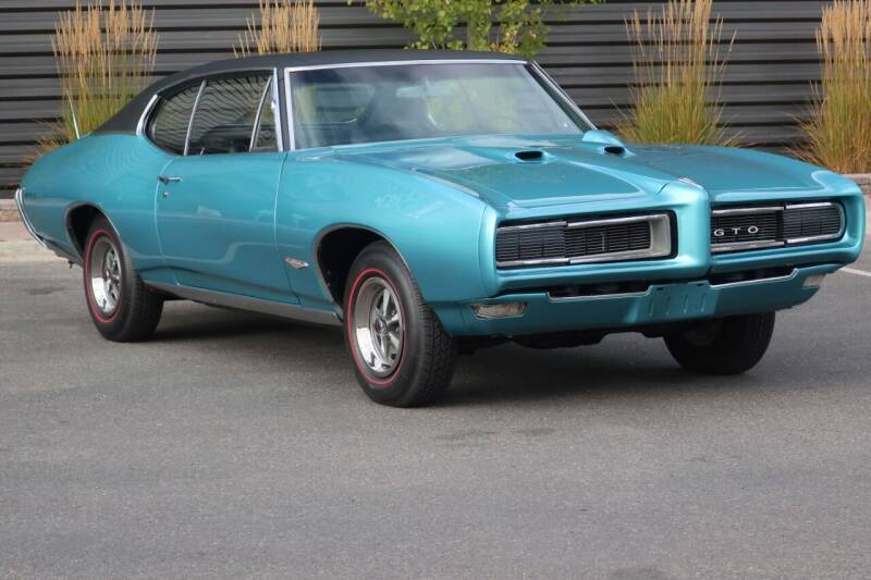 1968 Pontiac GTO for sale at Sun Valley Auto Sales in Hailey ID