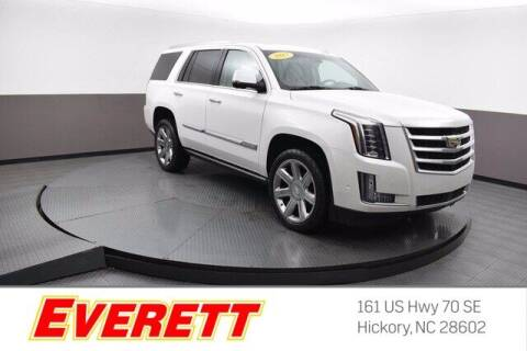 2017 Cadillac Escalade for sale at Everett Chevrolet Buick GMC in Hickory NC