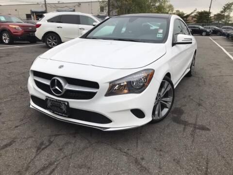 2019 Mercedes-Benz CLA for sale at EUROPEAN AUTO EXPO in Lodi NJ