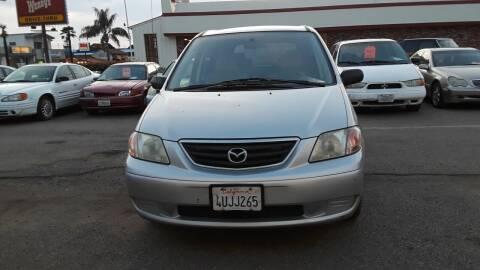 2001 Mazda MPV for sale at Goleta Motors in Goleta CA