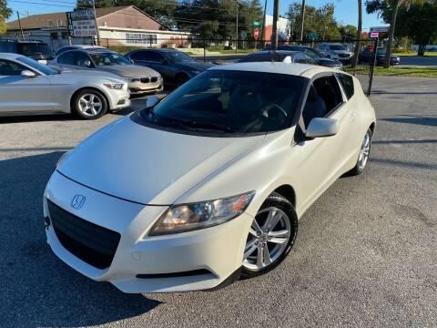 2011 Honda CR-Z for sale at CHECK  AUTO INC. in Tampa FL