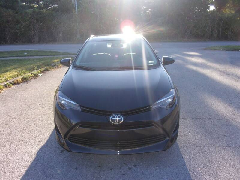 2017 Toyota Corolla for sale at Auto Sales Sheila, Inc in Louisville KY