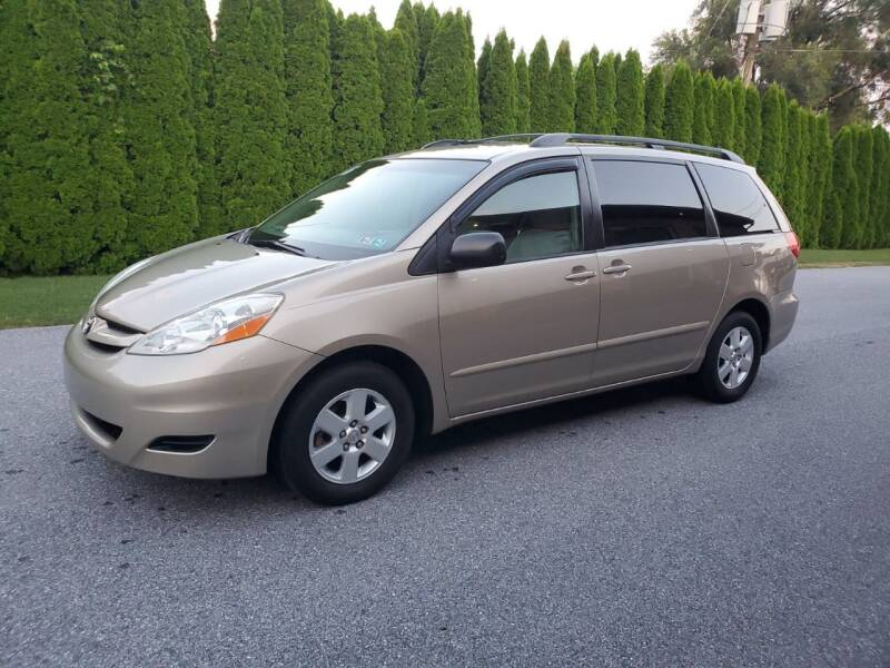 2006 Toyota Sienna for sale at Kingdom Autohaus LLC in Landisville PA