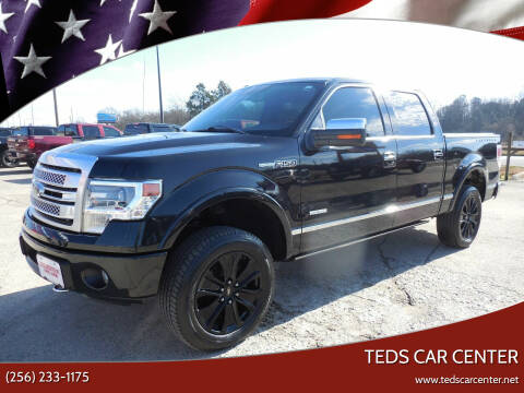 2014 Ford F-150 for sale at TEDS CAR CENTER in Athens AL