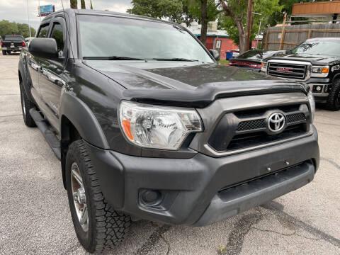 2013 Toyota Tacoma for sale at PRESTIGE AUTOPLEX LLC in Austin TX