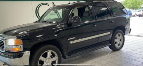2003 GMC Yukon for sale at VICTORY LANE AUTO in Raymore MO