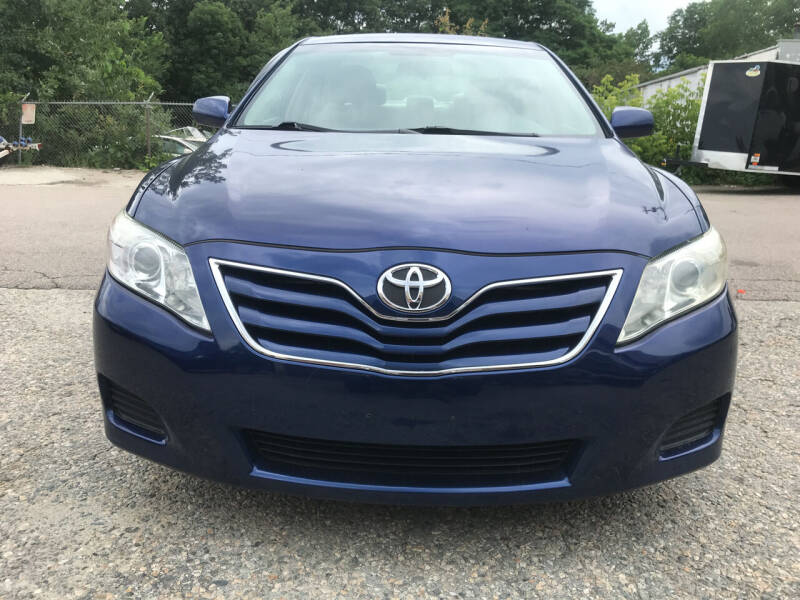 2010 Toyota Camry for sale at Worldwide Auto Sales in Fall River MA