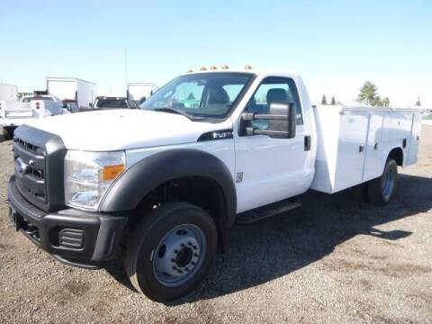 2015 Ford F-450 Super Duty for sale at Armstrong Truck Center in Oakdale CA