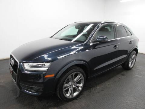2015 Audi Q3 for sale at Automotive Connection in Fairfield OH