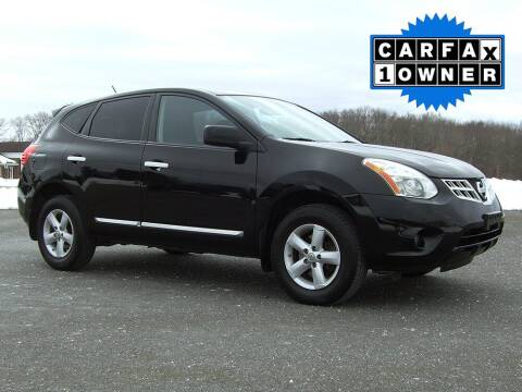2012 Nissan Rogue for sale at Atlantic Car Company in East Windsor CT