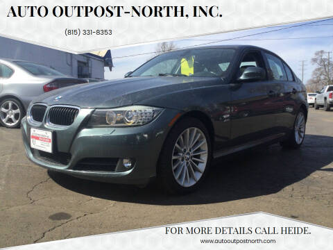 2011 BMW 3 Series for sale at Auto Outpost-North, Inc. in McHenry IL