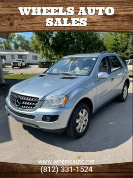 2006 Mercedes-Benz M-Class for sale at Wheels Auto Sales in Bloomington IN