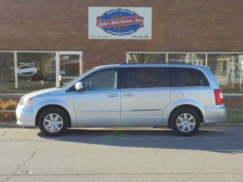 2011 Chrysler Town and Country for sale at Eyler Auto Center Inc. in Rushville IL
