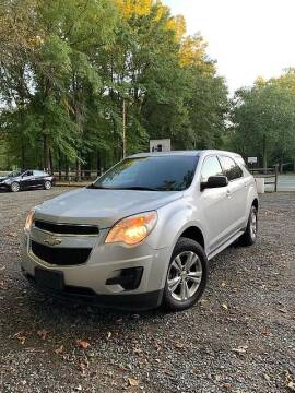2011 Chevrolet Equinox for sale at Premium Motors in Rahway NJ