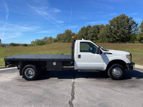 2011 Ford F-350 Super Duty for sale at V Automotive in Harrison AR