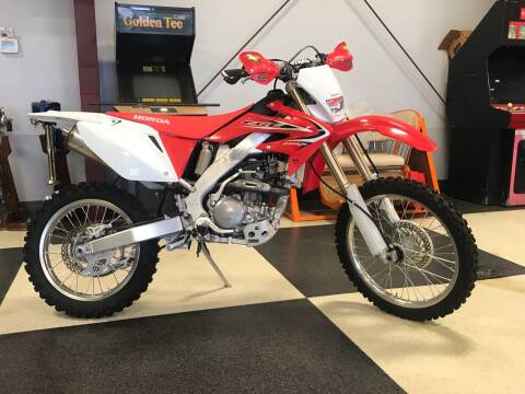 2012 Honda CRF250X for sale at Drummond MotorSports LLC in Fort Wayne IN
