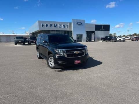 2016 Chevrolet Tahoe for sale at Rocky Mountain Commercial Trucks in Casper WY