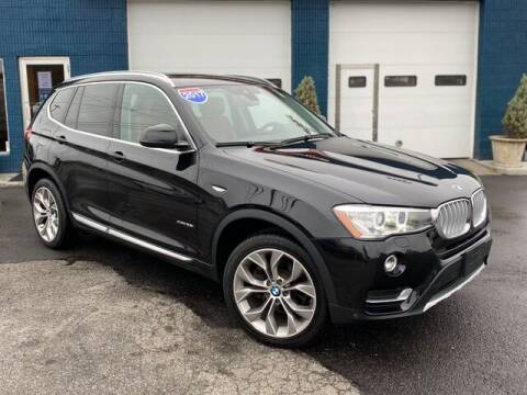 2017 BMW X3 for sale at Saugus Auto Mall in Saugus MA