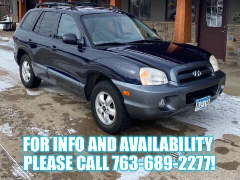 2005 Hyundai Santa Fe for sale at Affordable Auto Sales in Cambridge MN