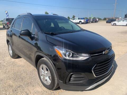 2017 Chevrolet Trax for sale at Becker Autos & Trailers in Beloit KS