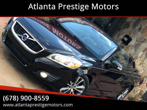 2011 Volvo C70 for sale at Atlanta Prestige Motors in Decatur GA