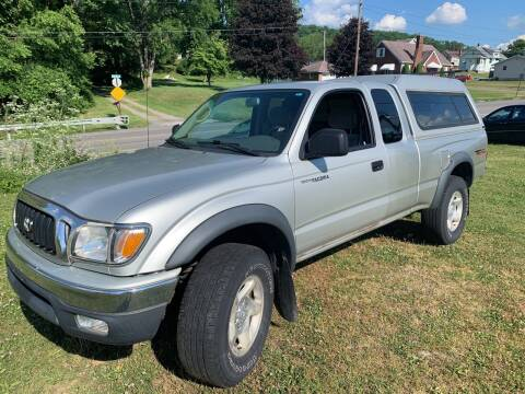 2002 Toyota Tacoma for sale at Trocci's Auto Sales in West Pittsburg PA