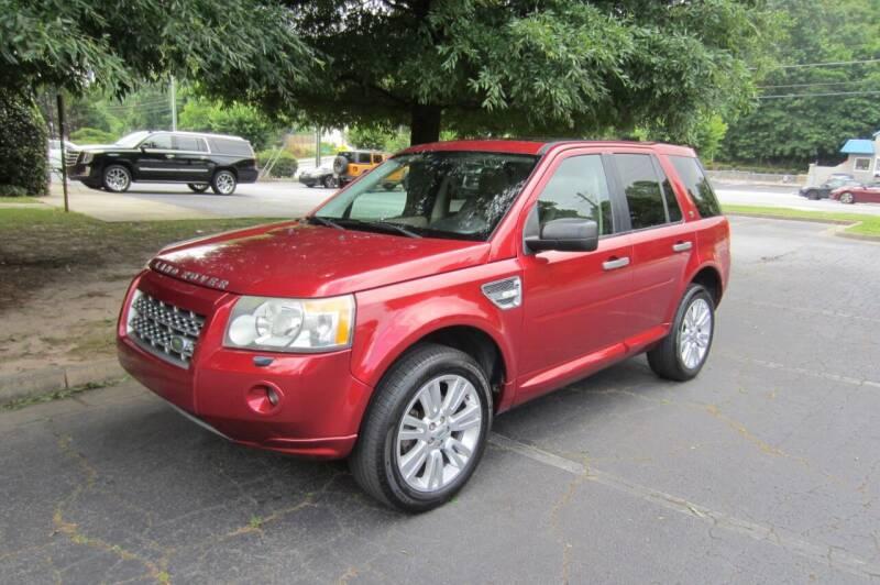 2009 Land Rover LR2 for sale at Key Auto Center in Marietta GA