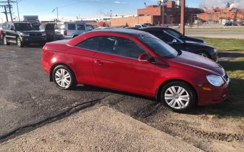 2007 Volkswagen Eos for sale at Downing Auto Sales in Des Moines IA