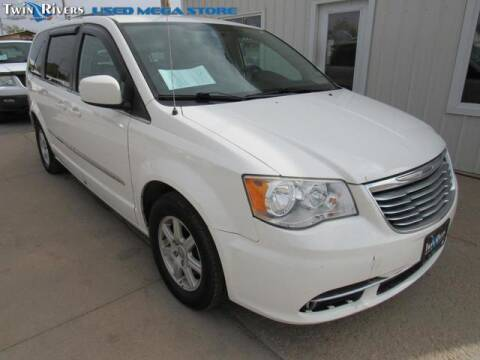 2011 Chrysler Town and Country for sale at TWIN RIVERS CHRYSLER JEEP DODGE RAM in Beatrice NE