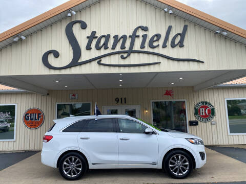 2018 Kia Sorento for sale at Stanfield Auto Sales in Greenfield IN