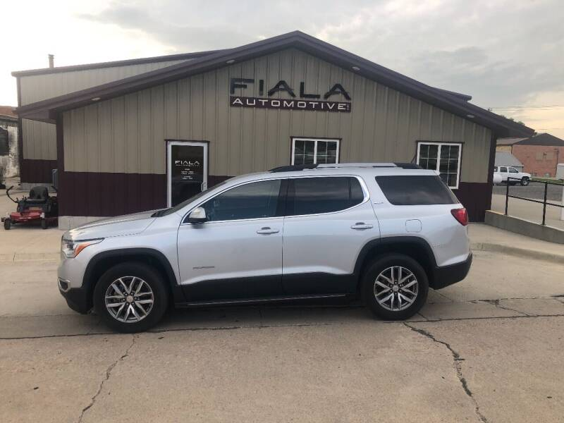 2017 GMC Acadia for sale at Fiala Automotive in Howells NE
