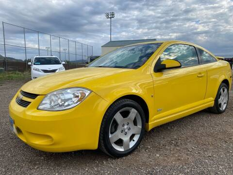 2007 Chevrolet Cobalt for sale at FAST LANE AUTOS in Spearfish SD