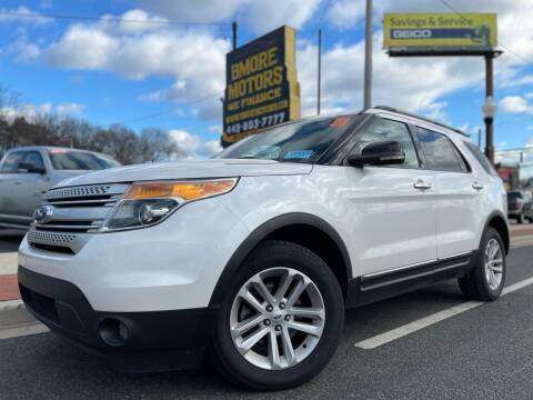 2012 Ford Explorer for sale at Bmore Motors in Baltimore MD