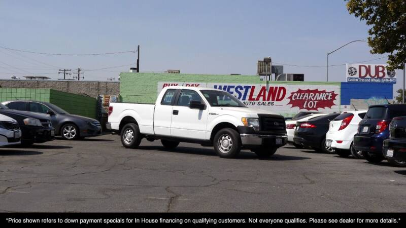 2011 Ford F-150 for sale at Westland Auto Sales on 7th in Fresno CA
