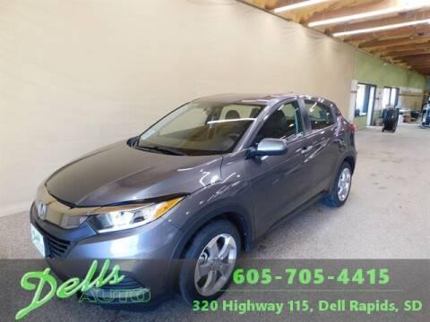 2019 Honda HR-V for sale at Dells Auto in Dell Rapids SD