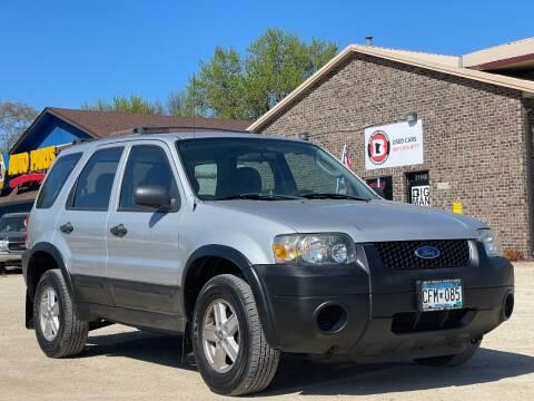 2005 Ford Escape for sale at Big Man Motors in Farmington MN
