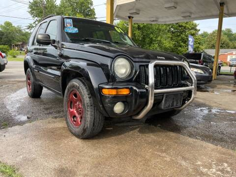 2004 Jeep Liberty for sale at King Louis Auto Sales in Louisville KY