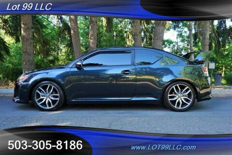 2015 Scion tC for sale at LOT 99 LLC in Milwaukie OR