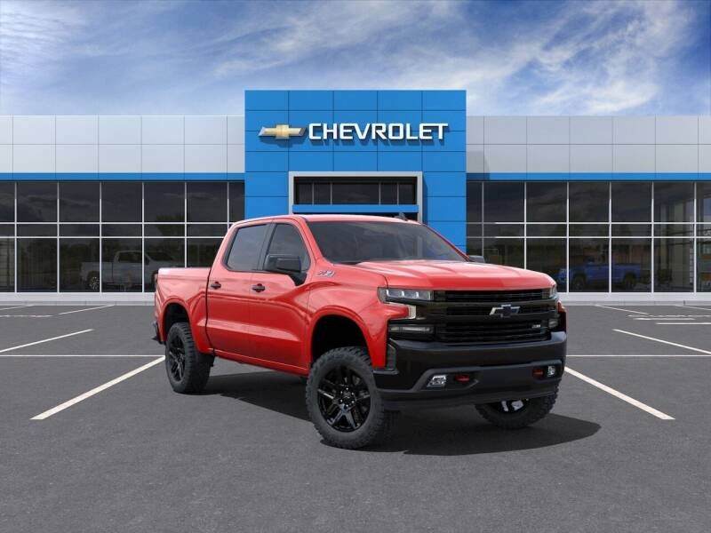 2021 Chevrolet Silverado 1500 for sale in Cresco, IA