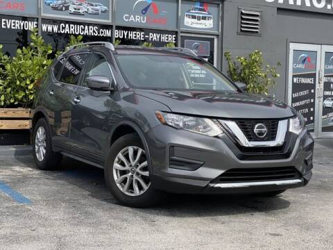 2018 Nissan Rogue for sale at CARUCARS LLC in Miami FL