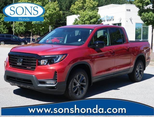 2021 Honda Ridgeline for sale in Mcdonough, GA