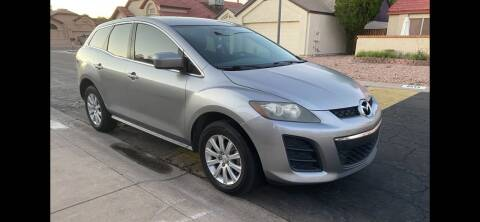 2010 Mazda CX-7 for sale at EV Auto Sales LLC in Sun City AZ