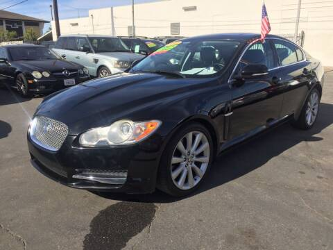2011 Jaguar XF for sale at Oxnard Auto Brokers in Oxnard CA
