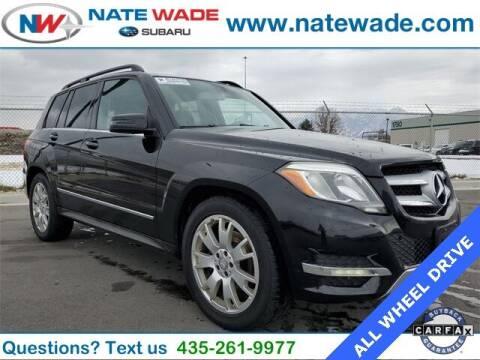 2013 Mercedes-Benz GLK for sale at NATE WADE SUBARU in Salt Lake City UT