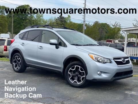 2014 Subaru XV Crosstrek for sale at Town Square Motors in Lawrenceville GA