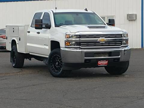 2018 Chevrolet Silverado 3500HD for sale at Rocky Mountain Commercial Trucks in Casper WY
