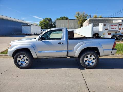 2012 Toyota Tacoma for sale at GOOD NEWS AUTO SALES in Fargo ND